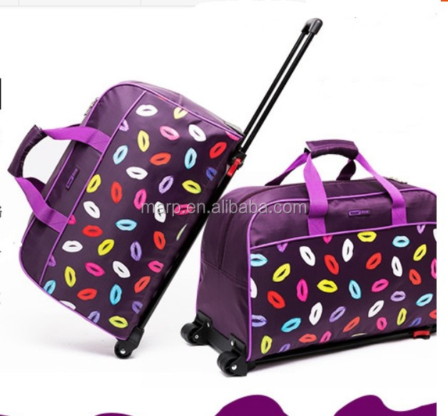 2014 Hot Sale Best Quantity Trolley Bag