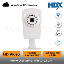 New Stylish Fusion Star 1MP P2P HD Cloud View 720P CCTV Security Home Security Wifi Camera