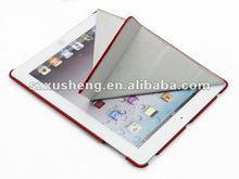 2015 hot sell magnet Leather Cover for ipad3