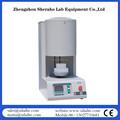 Nuevo diseño horno de laboratorio de Zirconia dental equipo dental y precio