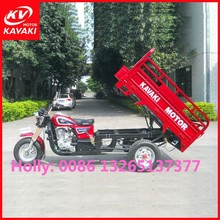 Hot sale motorcycles/ 150 CC tricycle/gas three wheel motorcycle for cargo