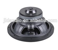 12inch 400W max power 12v DC car subwoofer