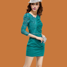 2012 Hot Selling New Fashion Custom Casual Dress/ New Arriving Summer Top Quality Korean Dresses New Fashion