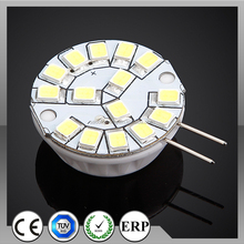 Patented design 2W 200lm 3W 300lm 4W 400lm led lamp g4 8w with CE RoHS