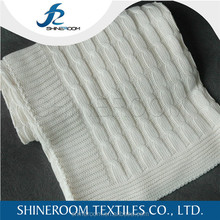Quality-Assured Competitive Price Cotton Blanket King