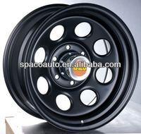 """popular design style 5x100 17"""" wheel for offroad cars"""