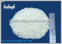 ZNSO4.H2O zinc sulphate 33% monohydrate granular fertilizer