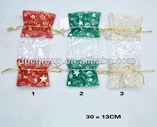 Good Promotion Christmas Candy Bag