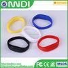 OEM friendly customzied silicone usb wrist band cheap usb flash drive 1gb 2gb 4gb 8gb