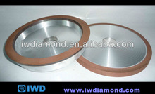 Abrasive Tools/ Carbide, Magnetic, Vitrified and Alloy material Resin bond diamond grinding wheel