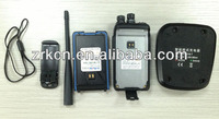 uhf interphone wide range walkie talkie IP3688 interphone bluetooth intercom Voice purifying function
