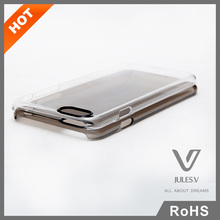 Mobile phone accessory ultra thin clear transparent crystal back cellphone case for iphone 6 plus 5.5