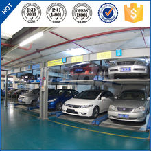 China PSH Two level puzzle automatic car parking system/car parking lot system