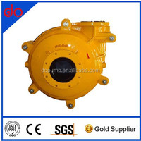 DOH Heavy Duty Slurry Pumps Centrifugal Slurry Pump diesel and electric motor