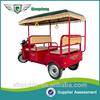2015 popular Qiang Sheng rickshaw bikes for wholesales