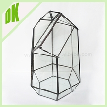 Create a gorgeous fairy garden inside. Get creative, create fairy gardens, wholesale Geometric Archway Glass Terrarium