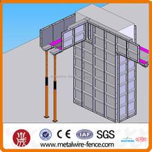 aluminum shuttering formwork system