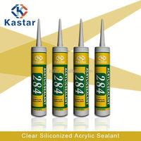 clear siliconized floor seal high quality,acrylic sealant