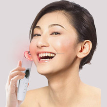 Ionic Skin care products with ultrasonic therapy