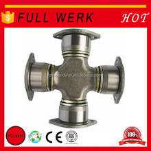 Agriculture Universal Joint with 4 welded plate type bearings / uj cross / universal joint / cardan joint