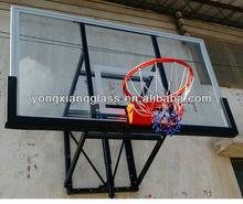 Wall Mounted Basketball Hoop Size