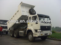hyundai dump truck