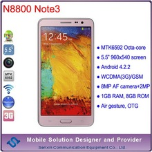 Star N8800 5.5 inch note 3 hong kong cell phone prices