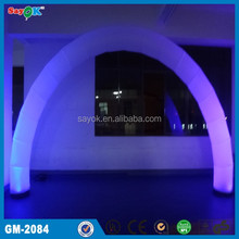 cheap used christmas inflatable advertising arch price for sale