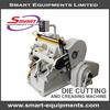 SMART kraft paper bag making machine/creasing and die cutter