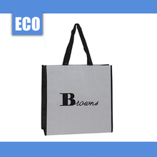 PP Woven Shopping Bag with Brand