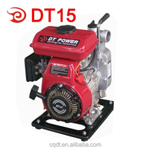 Small Size Water Pump Gasoline Fuel