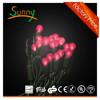 solar garden lights UL G12 LED string light for USA and Canada