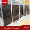 China Dark Marron Emperador Chocolate Brown Marble