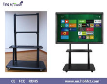 42inch movable all in one touch screen pc, smart whiteboard