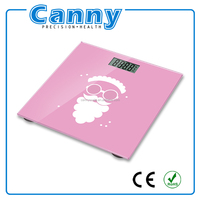 christmas gift promotional digital personal weight scale 180kg