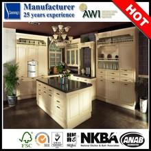 Wooden kitchen furniture sets China