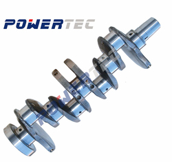 Cast, forged, completed machine crankshaft for CAT 3304