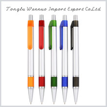 Promotional various durable using ballpoint pen plastic