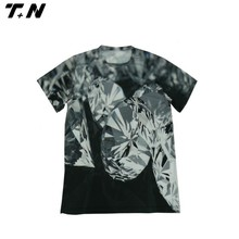 china led kids sublimated 180gsm t-shirt printed
