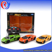 High speed rc for car plastic toy cars