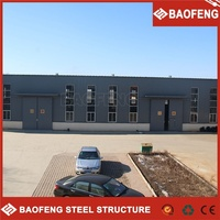 easy to clean professional designed warehouse for rent in shanghai