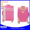 baoding baigou trolley luggage printing set aluminum product vintage luggage with wheels
