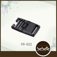 Pom Plastic adjustable strap slide buckle