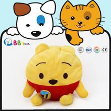 EN71 ASTM OEM welcome big unstuffed teddy bear soft toy skin for ICTI toys