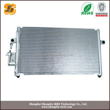 shell and tube marine heat exchanger with air to air