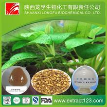 Manufacturer sales radix glycyrrhizae extract powder