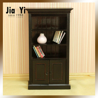 miniatures for dollhouse scale 1:12 study room bookcase furniture