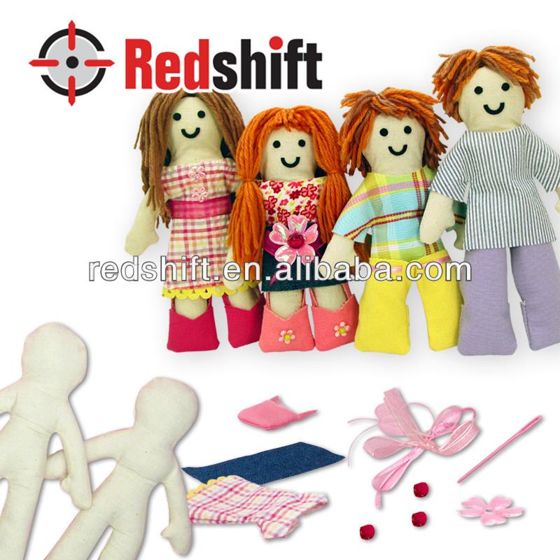 oem giocattolo educativo giocattolo famiglia fai da te burattino famiglia bambola