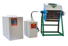 Équipement de fonderie en utilisant 20 kg titane fer Machine de fusion