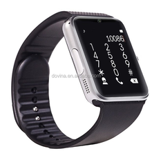 2015 Newest wear bluetooth smart health phone watch with sim card smartwatch with NFC for apple samsung gt08 wearable device
